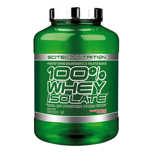 Scitec Nutrition 100% Whey Isolate 2000g