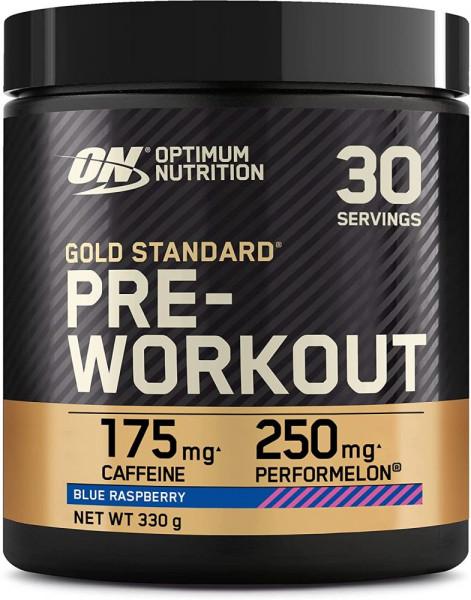Optimum Nutrition Gold Standard Pre-Workout - 330 g Dose