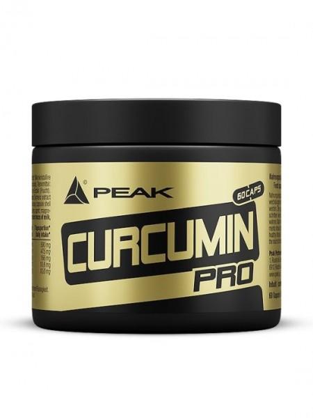 PEAK Curcumin Pro 60 Caps
