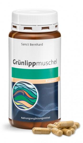 Sanct Bernhard Grünlippmuschel Kapseln - 170 Kapseln