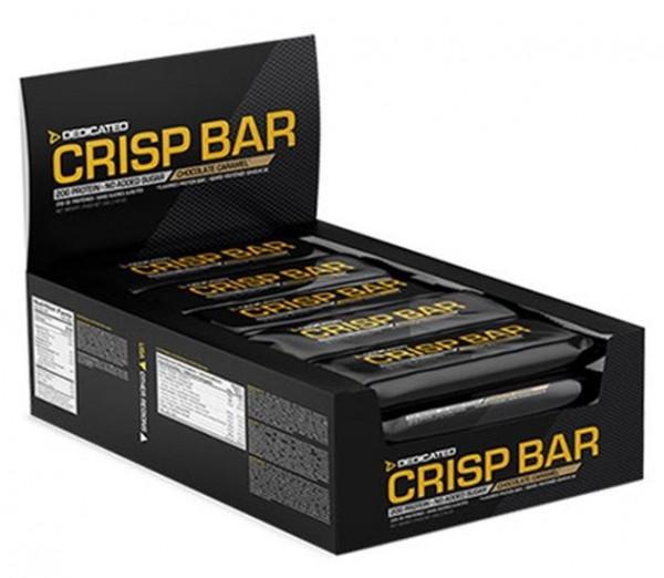 Dedicated Nutrition Crisp Bar Proteinriegel - 15 x 55 g