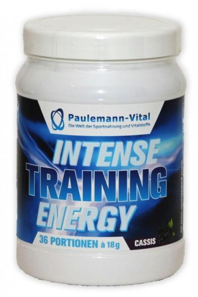 Paulemann-Vital Intense Training Energy - 650 g Cassis
