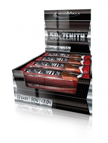 IronMaxx Zenith Proteinriegel - 12 Stk.