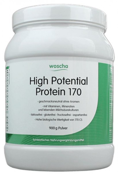 Woscha High Potential Protein 170 - 900 g