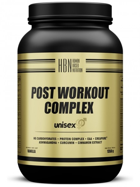 HBN Post Workout Complex Unisex 1350 g