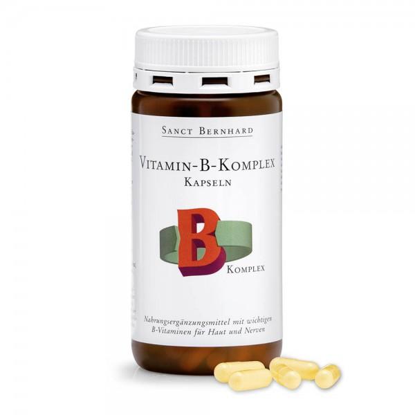 Sanct Bernhard Vitamin B-Komplex - 150 Kapseln