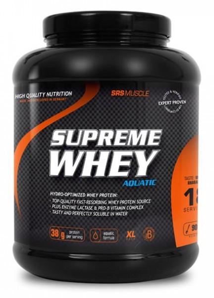 SRS Supreme Whey - 900 g - Dose
