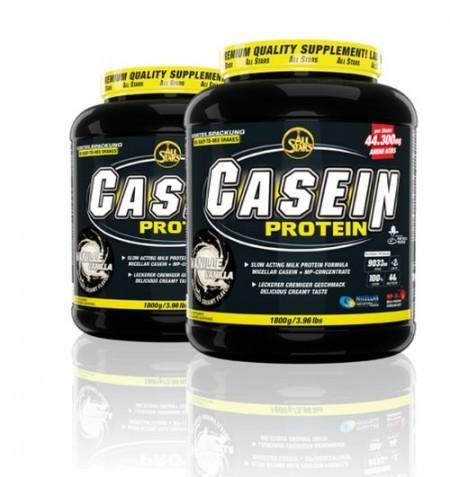 All Stars Casein Protein 1800g