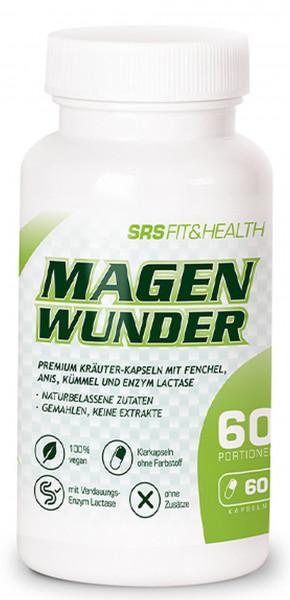 SRS Nutrition Magenwunder-60 Kapseln