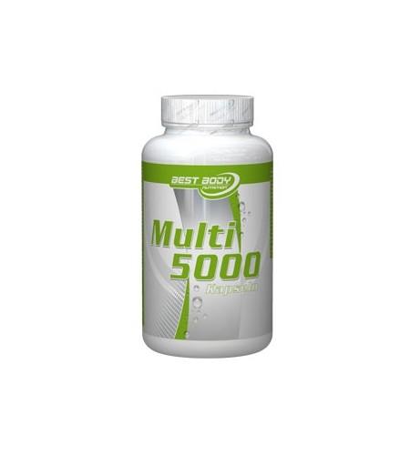 Best Body Multi 5000 - 100 Kapseln