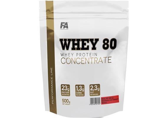 FA Nutrition Whey 80 500g