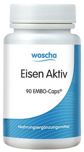 Woscha Eisen Aktiv- 90 Kapseln