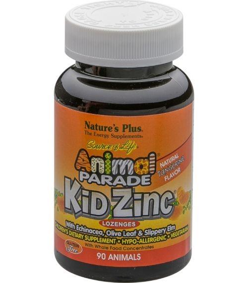 Natures Plus Animal Parade KidZinc 8 mg Zink
