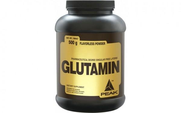 Peak L-Glutamin 500g