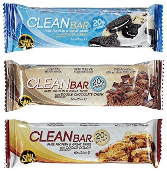 All Stars Clean Bar - 1 Riegel