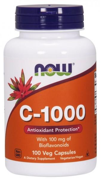 Now Foods C-1000 - 100 Kapseln