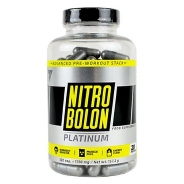 Trec Nutrition- Nitrobolon Platinum- 120 Kapseln- 20 Portionen