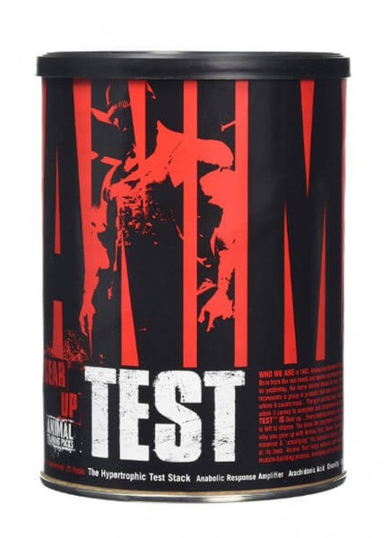 Universal Nutrition Animal Test - 21 Packs
