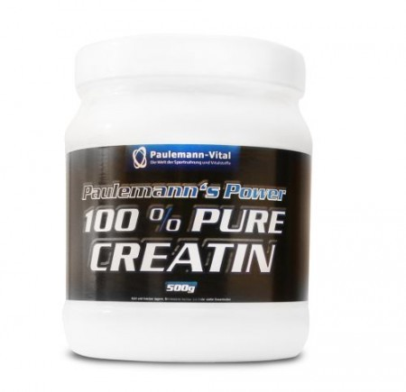 Paulemann-Vital 100% Pure Creatin 500g