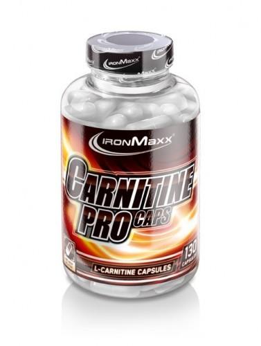 IronMaxx L-Carnitin Pro - 130 Kapseln