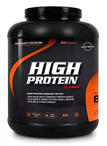 SRS High Protein Classic - 2500 g