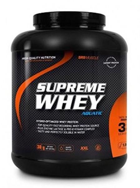 SRS Supreme Whey - 1900g - Dose