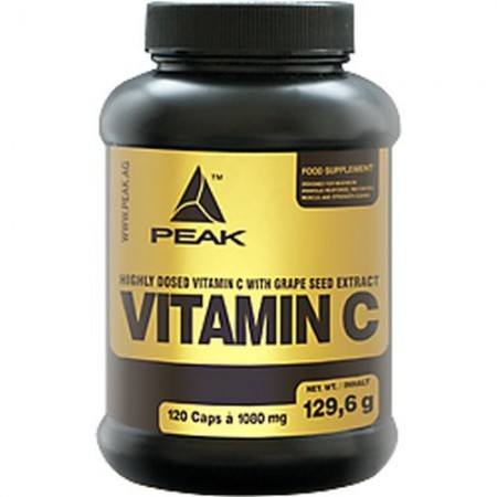 Peak Vitamin C - 120 Kapseln