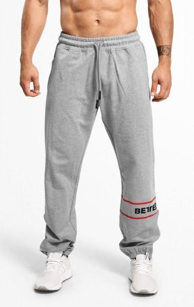 Better Bodies Tribeca Sweat Pants - Grey Melange