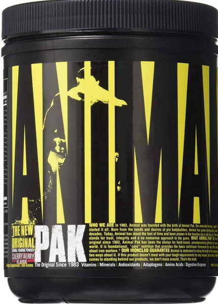 Universal Nutrition Animal Pak Powder- 342g Dose