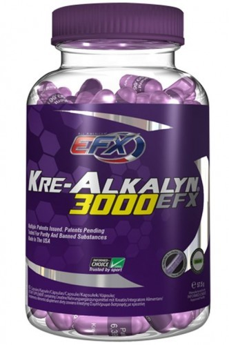 EFX Kre-Alkalyn 3000 - 260 Kapseln