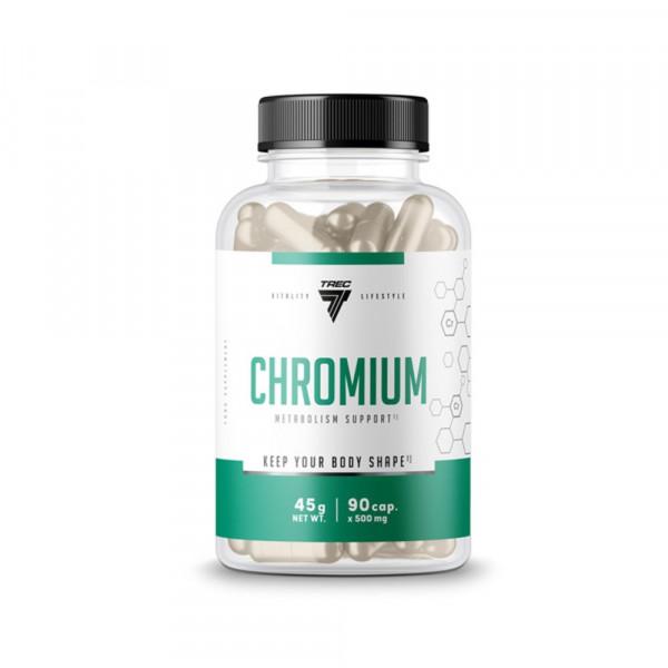 TREC Nutrition Chromium 200mcg - 90 Kapseln