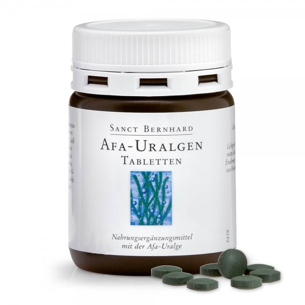 Sanct Bernhard Afa-Uralgen-Tabletten - 120 Tabletten