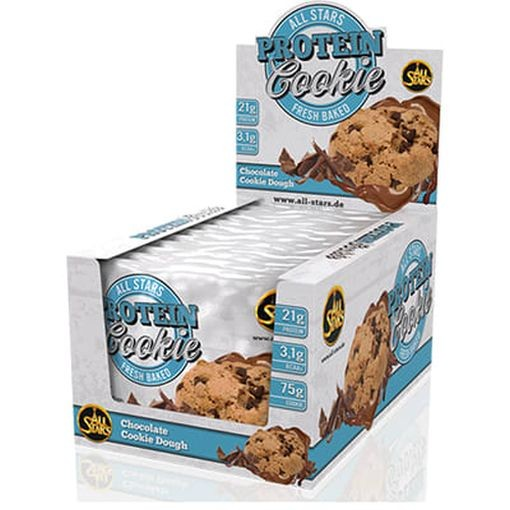 All Stars Protein Cookie Chocolate Cookie Dough 12 x 75g