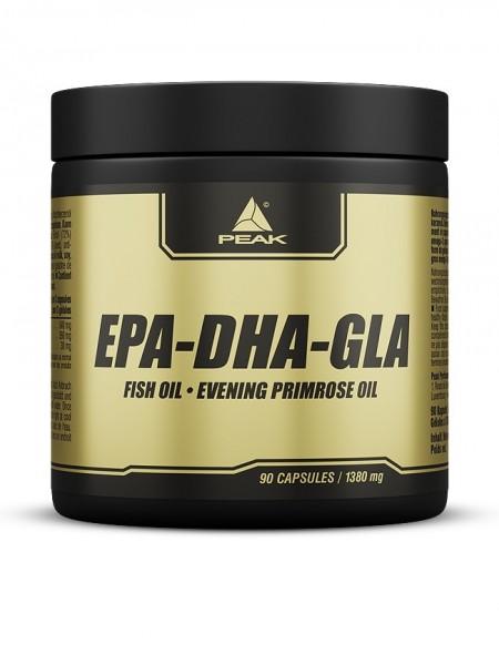 Peak EPA/DHA/GLA - 90 Kapseln
