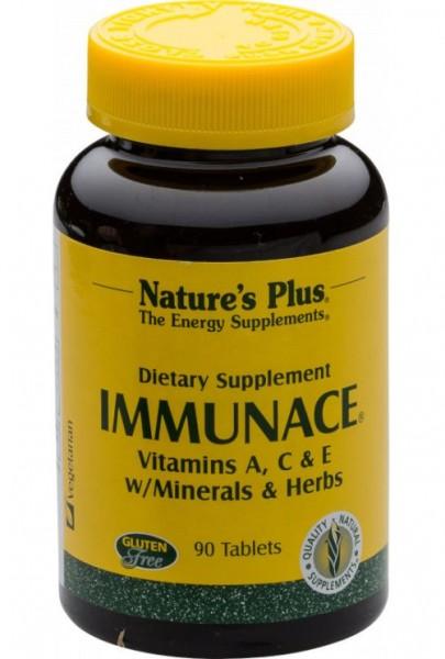 Natures Plus ImmunACE - 90 Tabletten