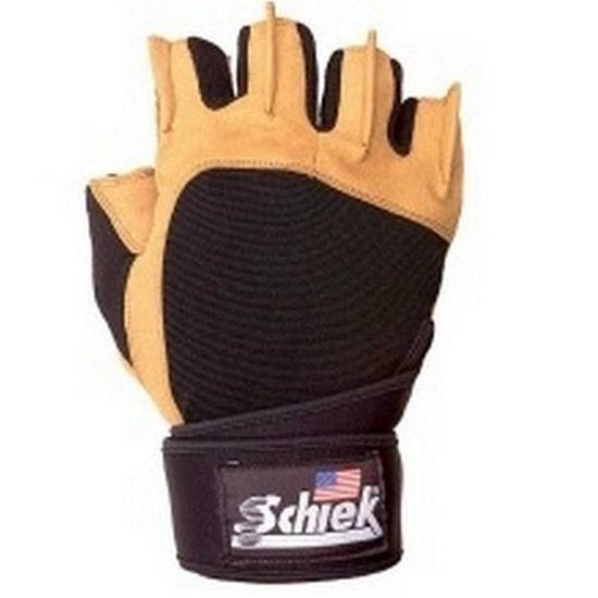 Schiek Handschuhe mit Handgelenkbandage Modell 425 Power