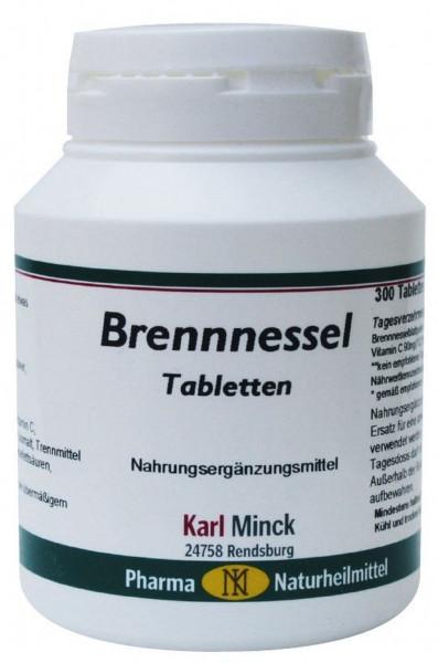 Karl Minck Brennessel- 300 Tabletten