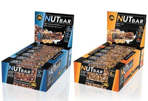 All Stars Nut Bar 24 Riegel a 40g