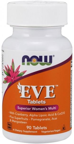 Now Foods EVE 90 Tabletten