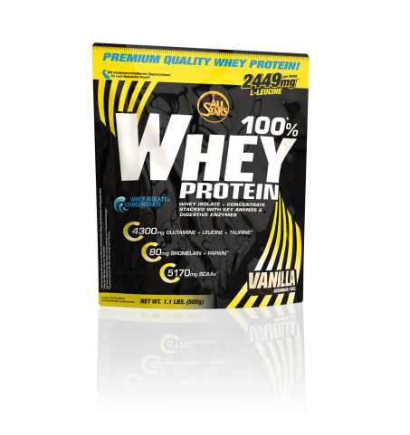 All Stars 100% Whey Protein 500g
