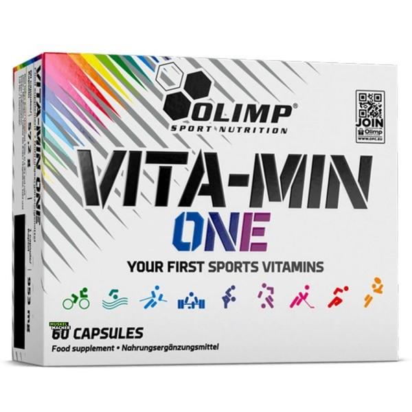 Olimp Vita-Min One- your first sports vitamins- 60 Kapseln