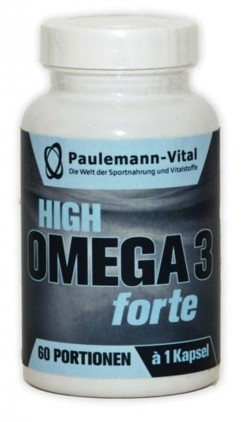 Paulemann-Vital High Omega 3 forte - 60 Kapseln