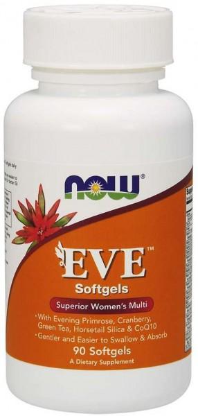 NOW Foods EVE- 90 Softgel- Kapseln