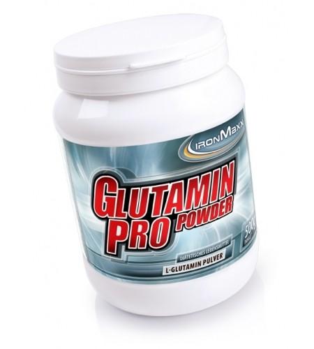 IronMaxx Glutamin Pro 500g