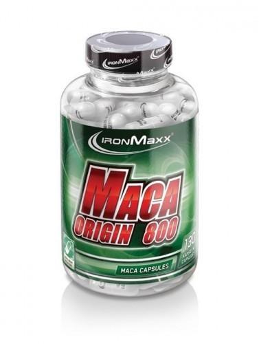 IronMaxx Maca Origin 800 - 130 Kapseln