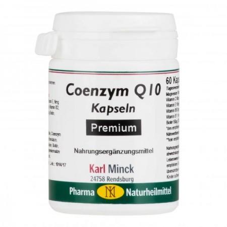 Karl Minck Coenzym Q10 Premium - 60 Kapseln