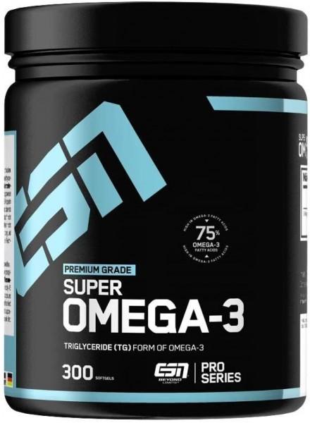 ESN Super Omega-3- 300 Softgels
