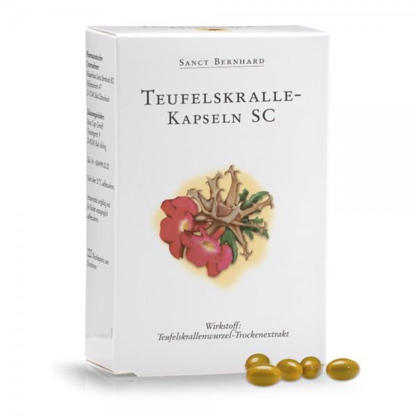 Sanct Bernhard Teufelskralle - 120 Kapseln
