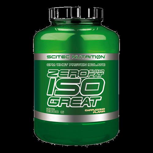 Scitec Nutrition Zero Carb Zero Fat Isogreat 900g