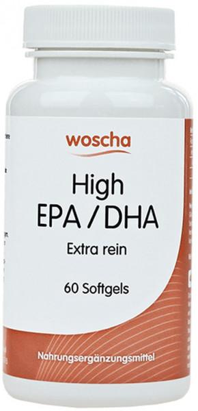Woscha High EPA/DHA - 60 Softgels